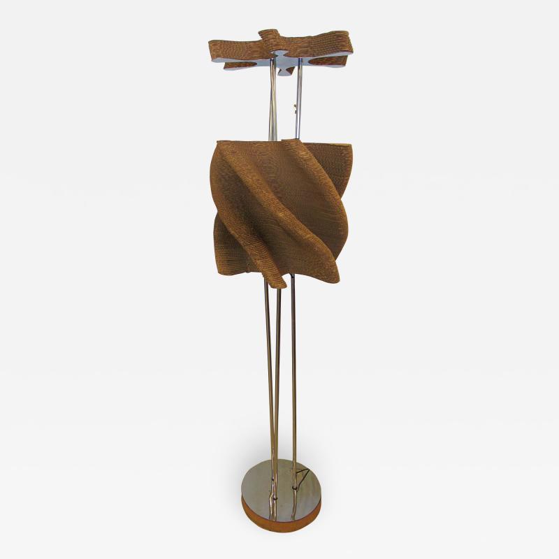 Frank Gehry American Modern Prototype Floor Lamp Frank Gehry 1960s