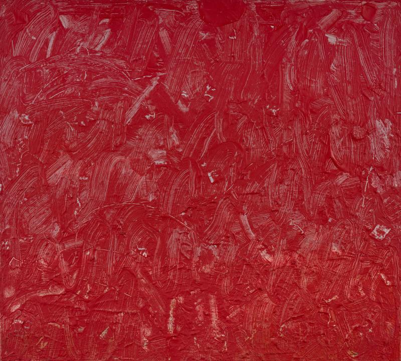 Frank Wimberley Dissolving Landscape