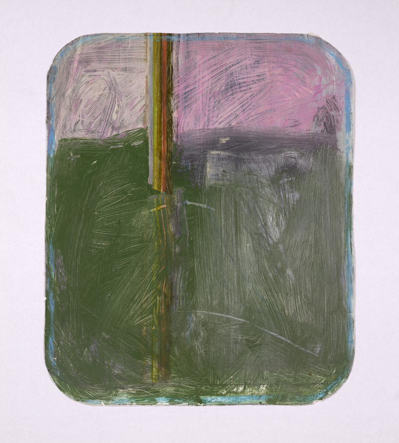 Frank Wimberley Untitled