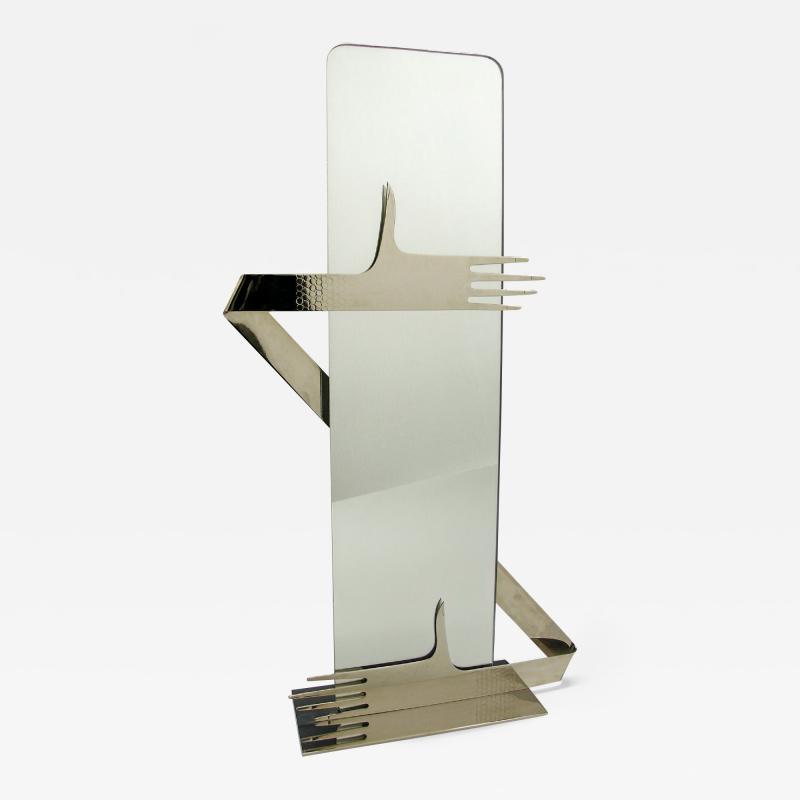 Franz Hagenauer Hagenauer Table Top Mirror with Hands