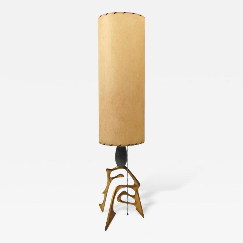 Frederick Weinberg Rare Frederic Weinberg Lamp