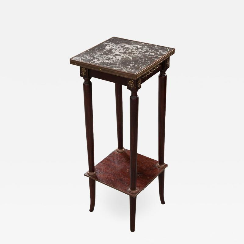 French 19th Century Empire Nightstand
