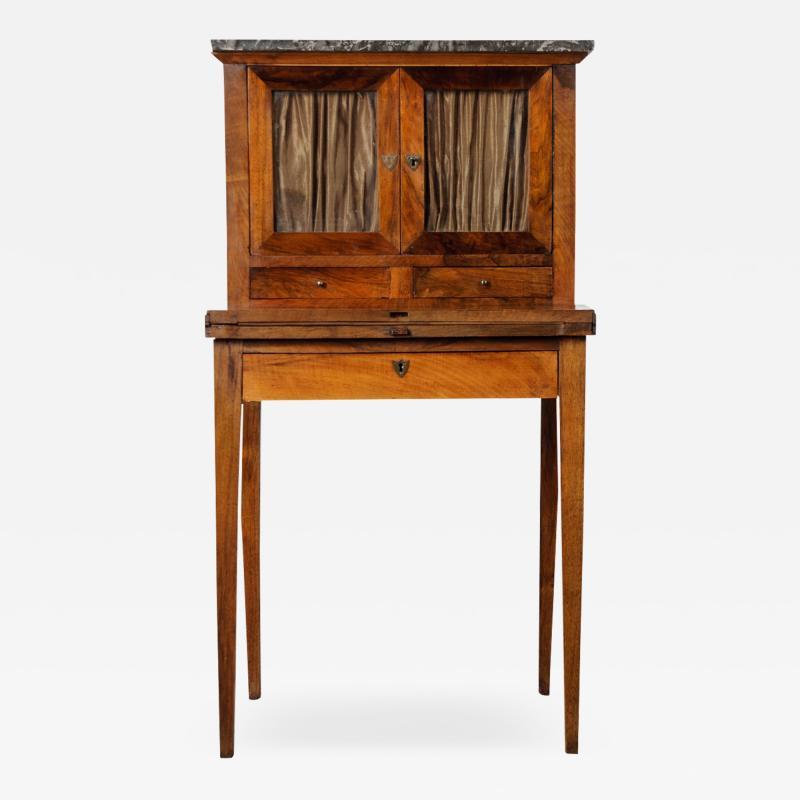 French 19th Century Mahogany Lady s Desk