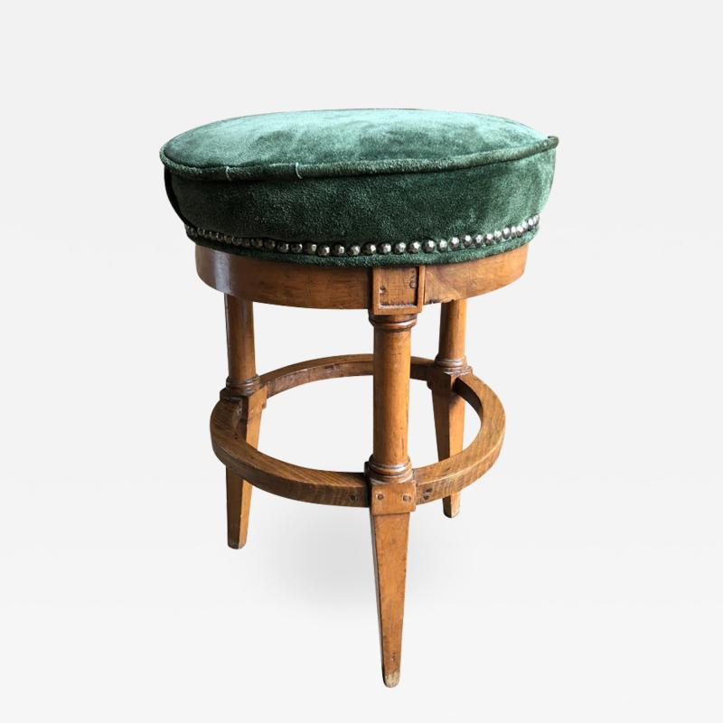 French Empire Tabouret 19th Century