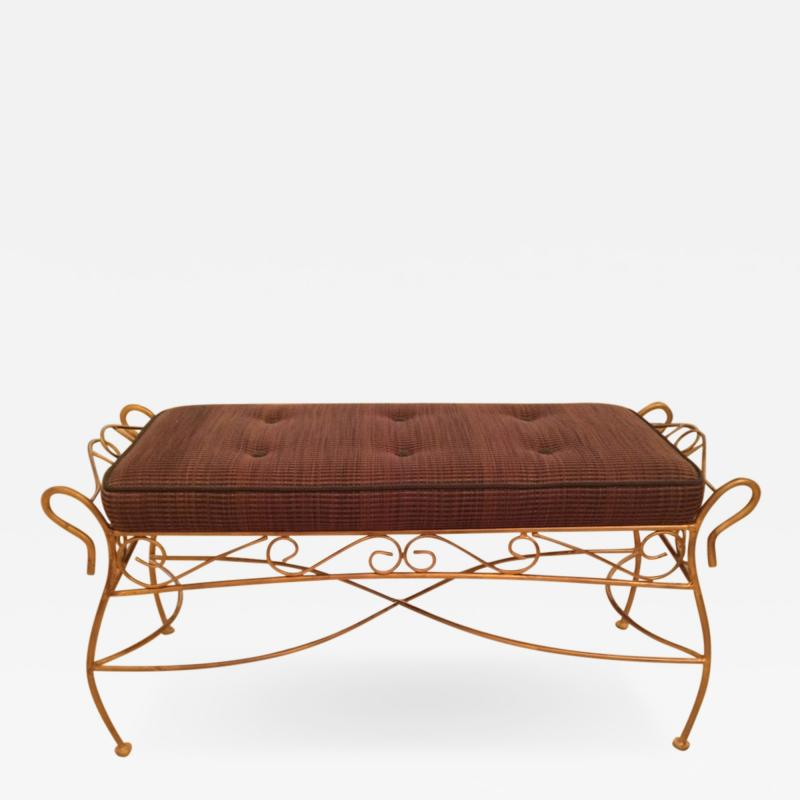 French Forties Bench