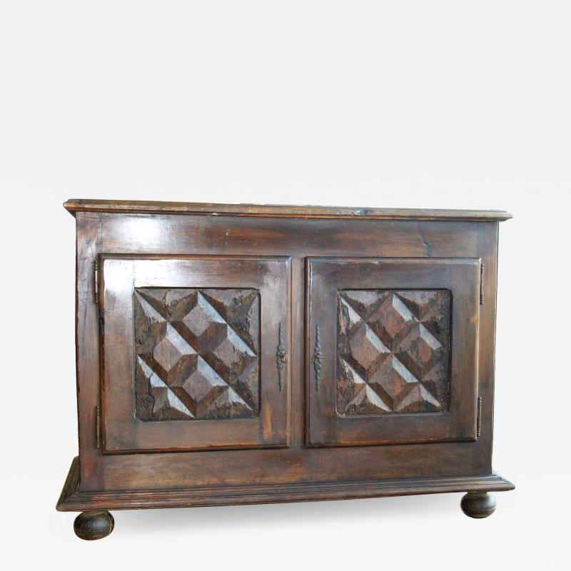 French Louis XIV Credenza