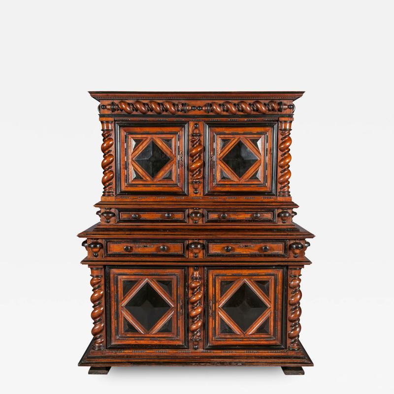 French Walnut Cabinet