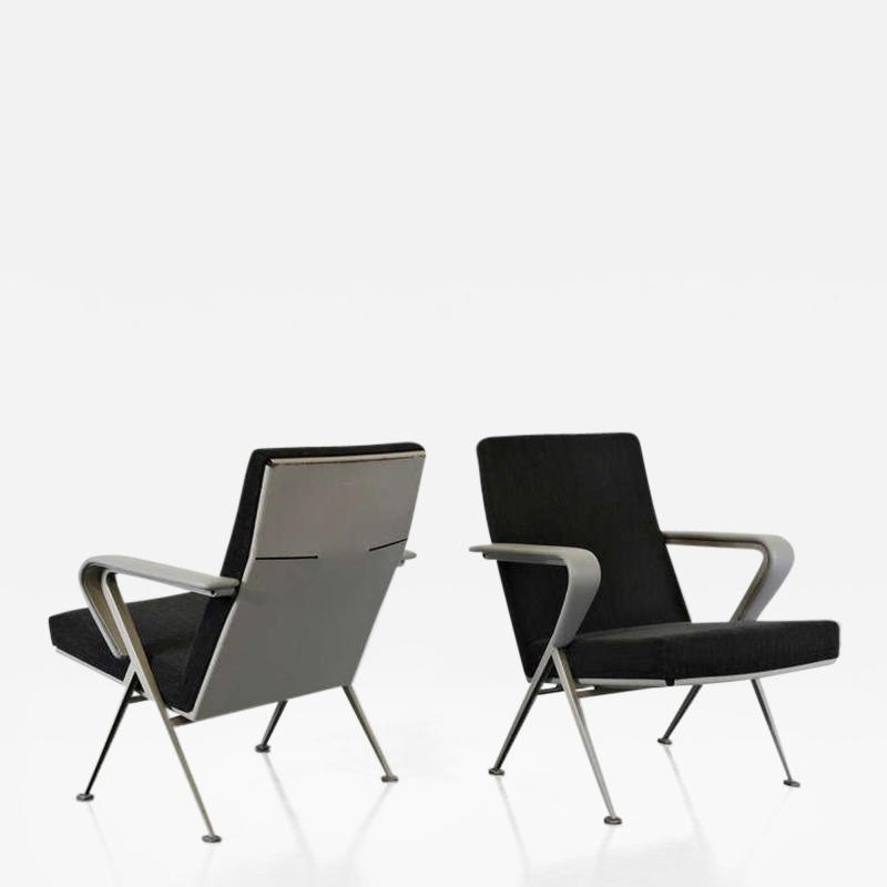 Friso Kramer 1967 Friso Kramer Repose Lounge Chair