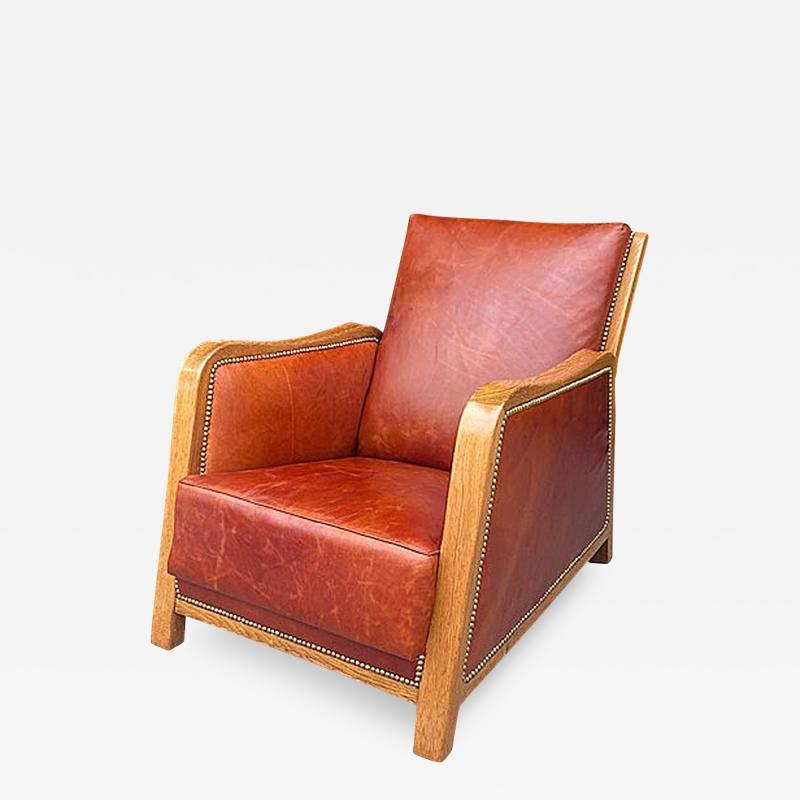 Frits Henningsen Custom chair By Frits Henningsen 1930s