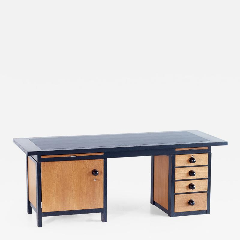 Frits Spanjaard Important Architects Desk by Frits Spanjaard 1932
