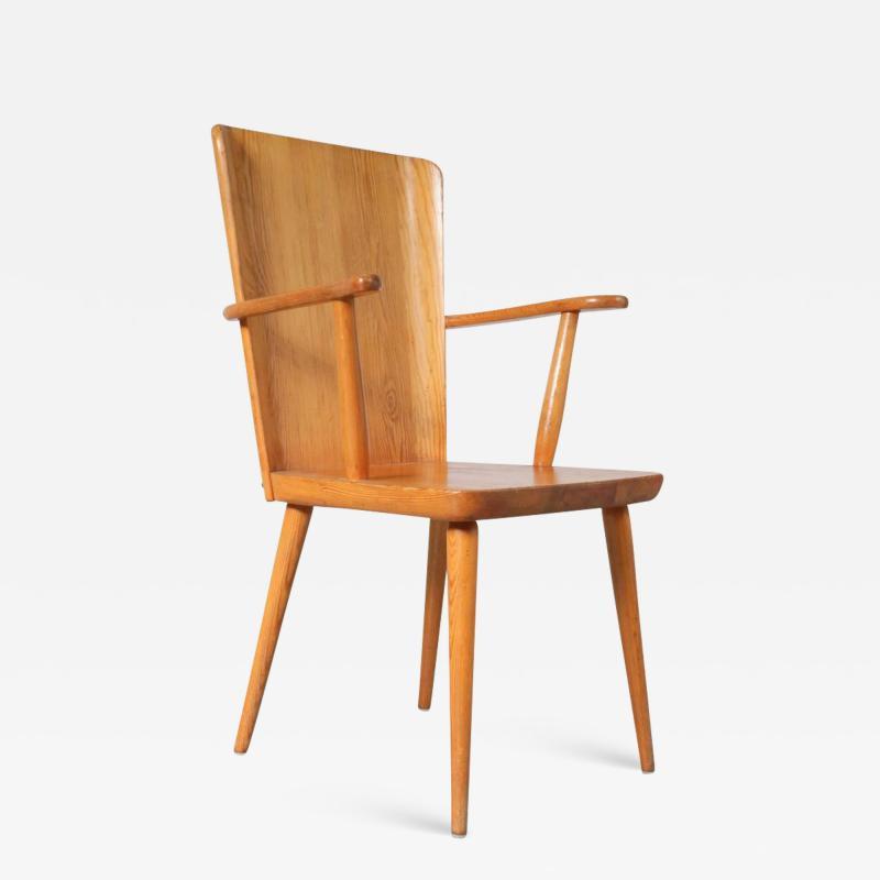 G ran Malmvall Circa 1930s 1940s Chair Model 510 by Goran Malmvall for Karl Andersson Son