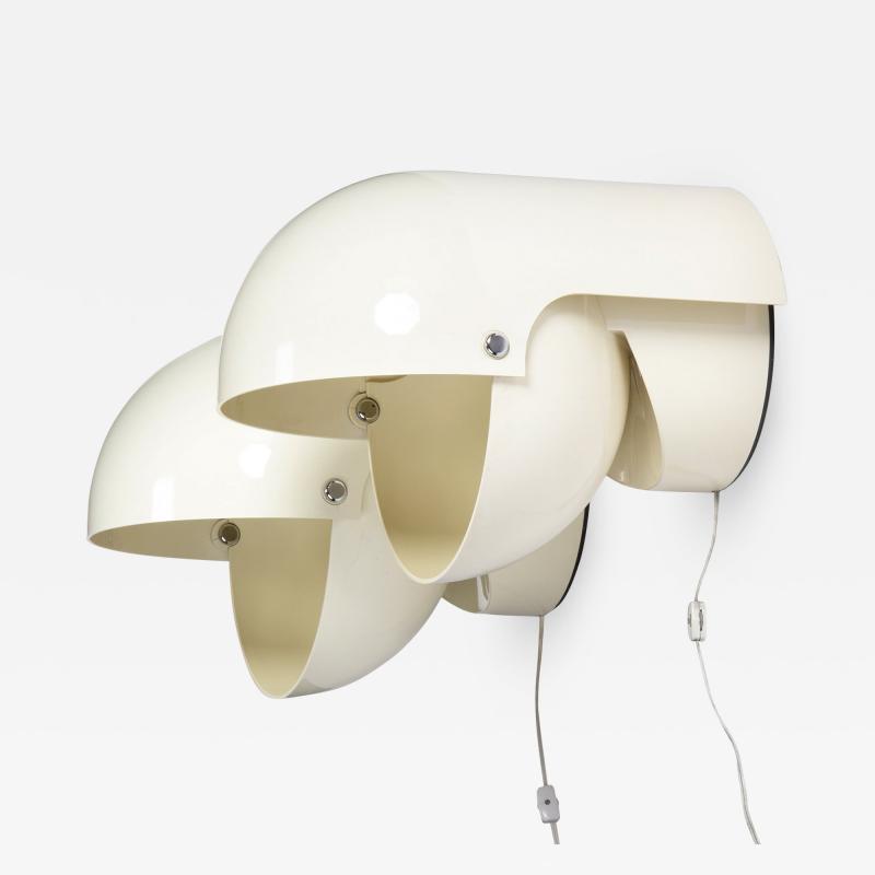 Gae Aulenti GAE AULENTI WALL OR FLOOR LAMP WITH ROTATING SHADE