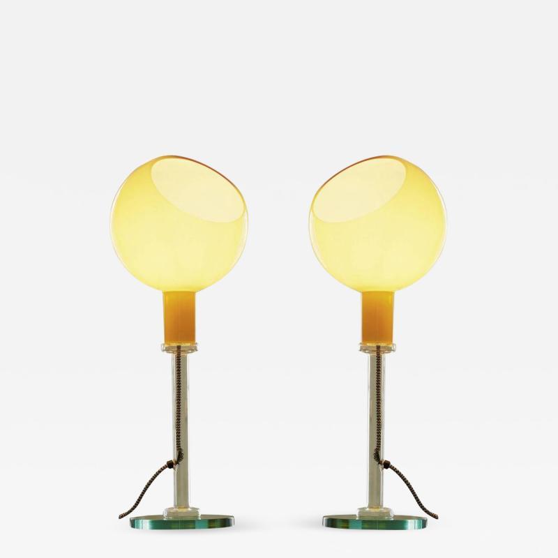 Gae Aulenti Gae Aulenti Piero Castiglioni Parola Table Lamp for Fontana Arte