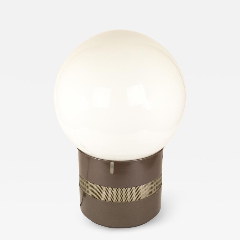 Gae Aulenti Mezzoracolo table of floor lamp by Gae Aulenti for Artemide 1970s