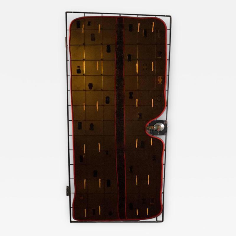 Gaetano Pesce Door from Tbwa Chiat Day New York by Gaetano Pesce