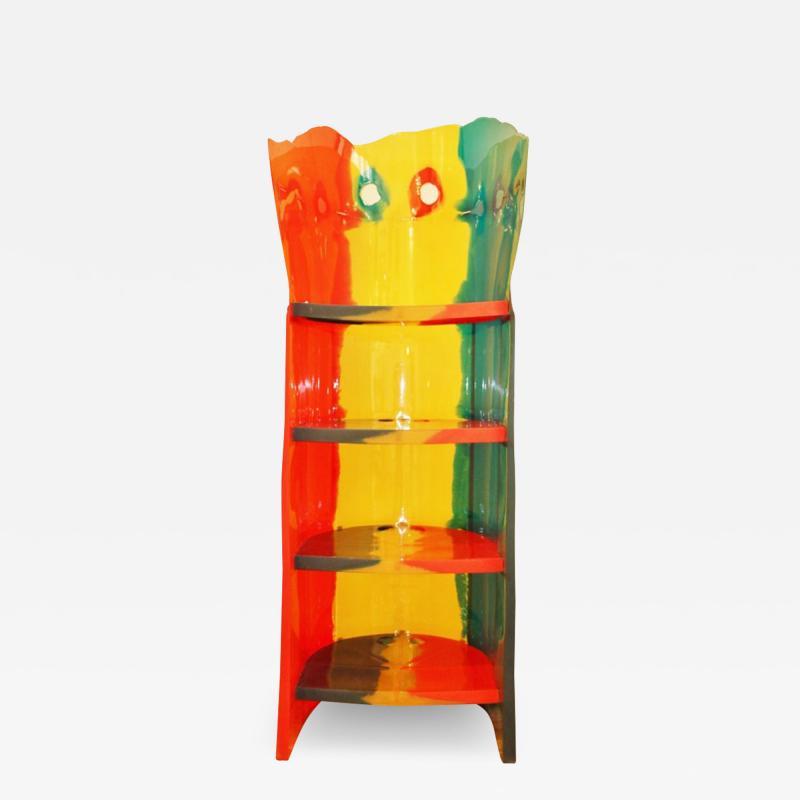 Gaetano Pesce Nobody s Perfect Bookcase by Gaetano Pesce Italy 2003