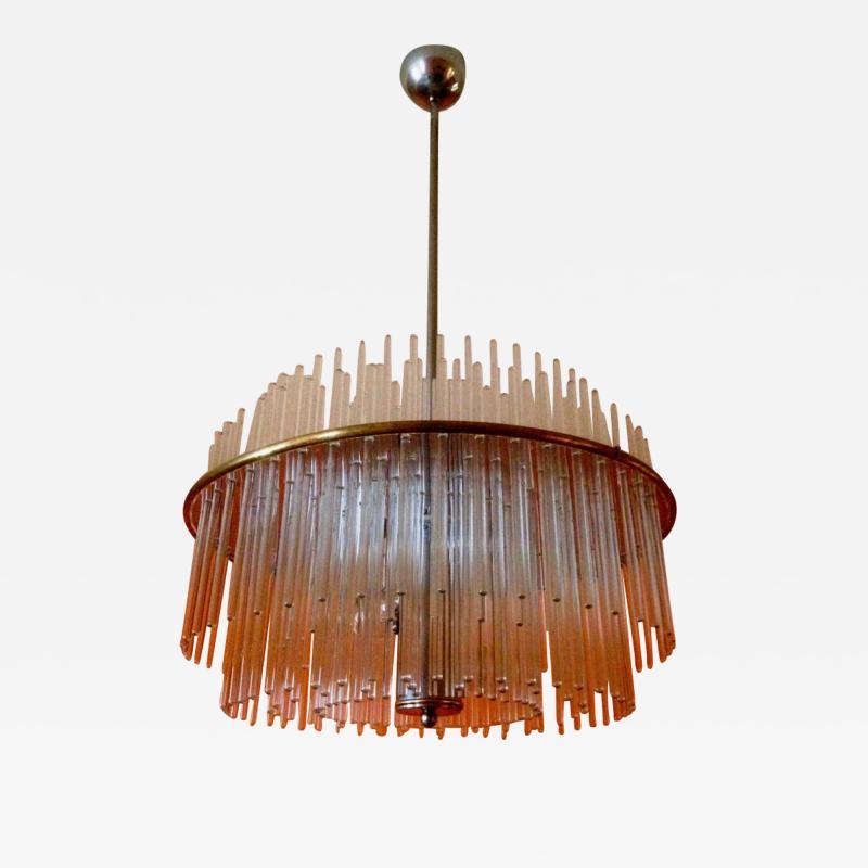 Gaetano Sciolari Exquisite Ceiling Light by G Sciolari