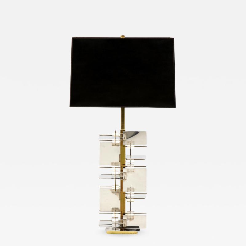 Gaetano Sciolari rare Table Lamp