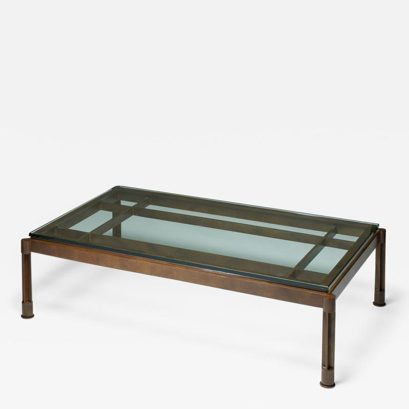 Gene Summers Gene Summers F62D coffee table
