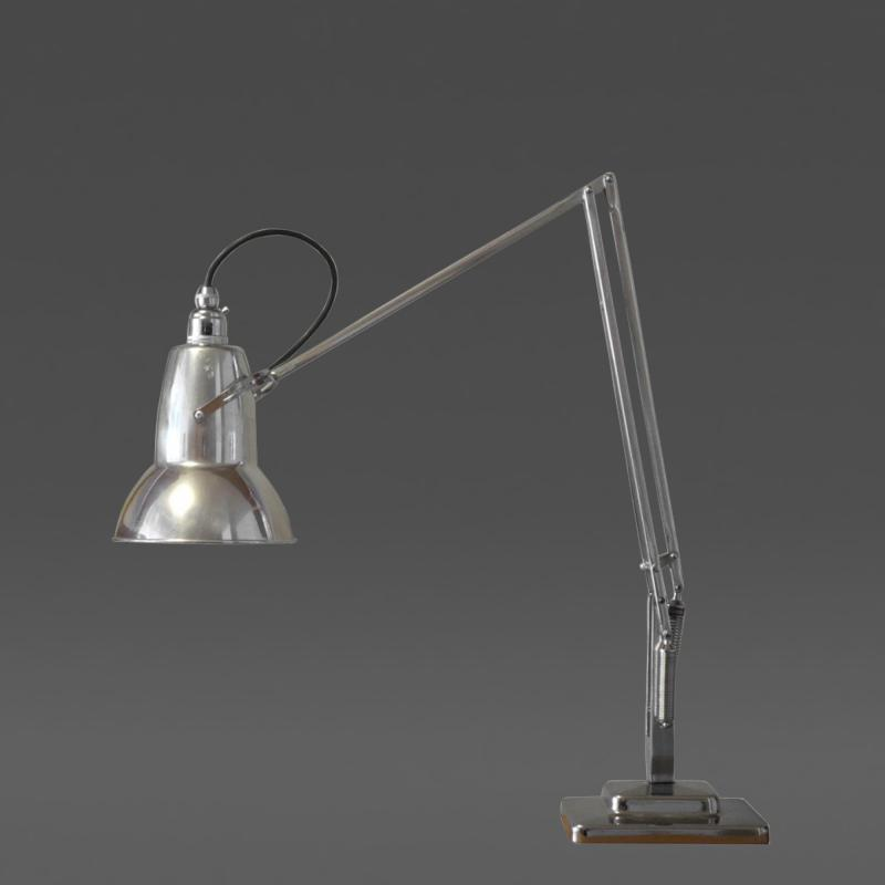 George carwardine anglepoise lamp by george carwardine four available - Large anglepoise lamp ...