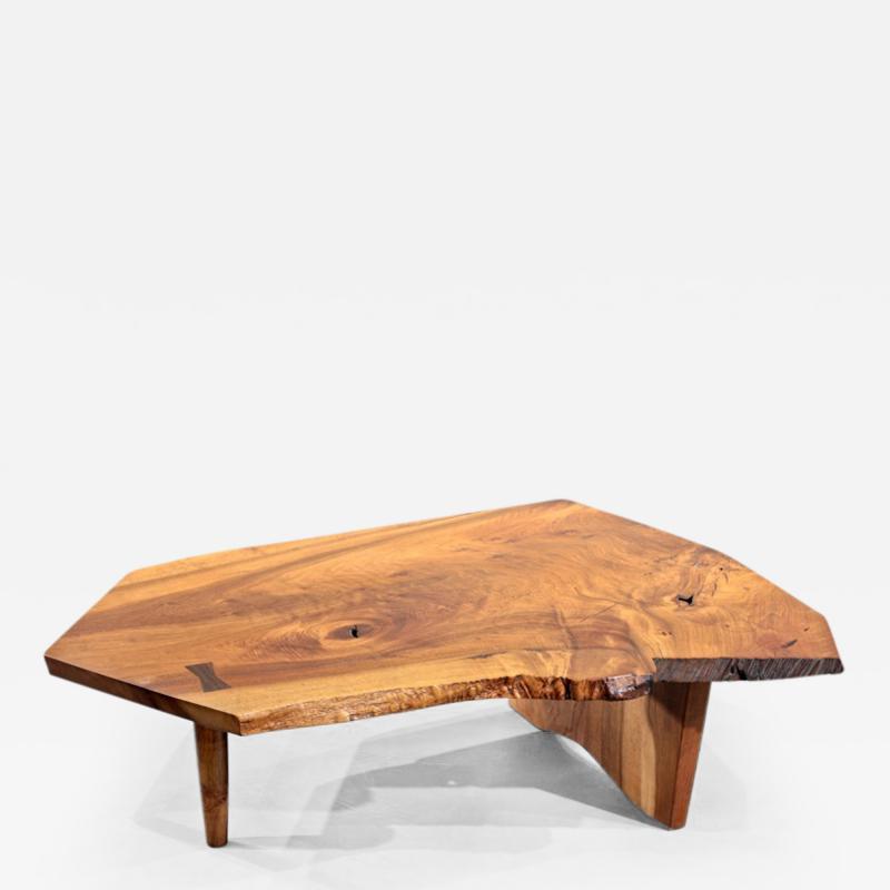 George Nakashima Conoid Coffee Table by George Nakashima