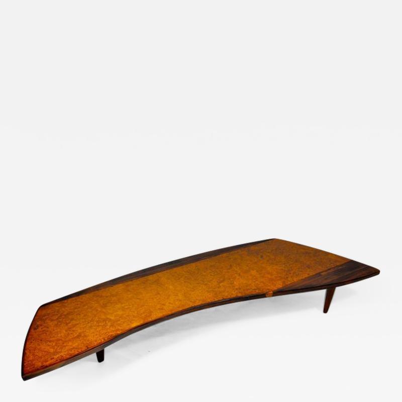 George Nakashima George Nakashima Coffee Table for Widdicomb