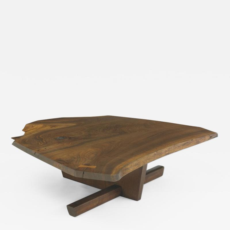 George Nakashima George Nakashima Walnut Minguren Coffee Table