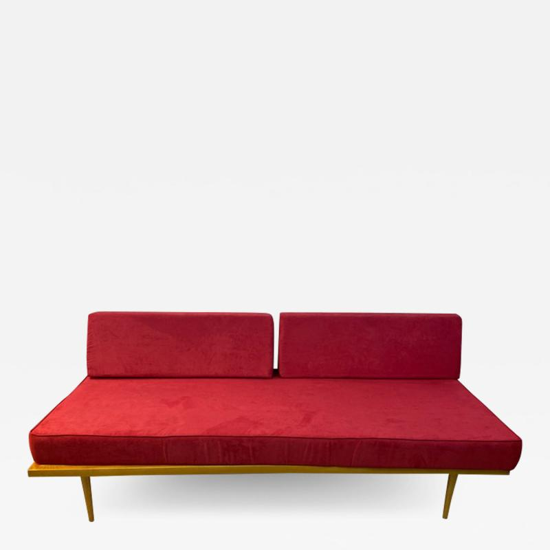 George Nelson MID CENTURY DAYBED IN THE MANNER OF GEORGE NELSON