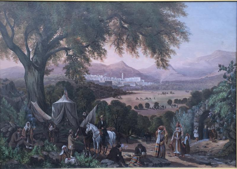George Tirrell The Holy Land