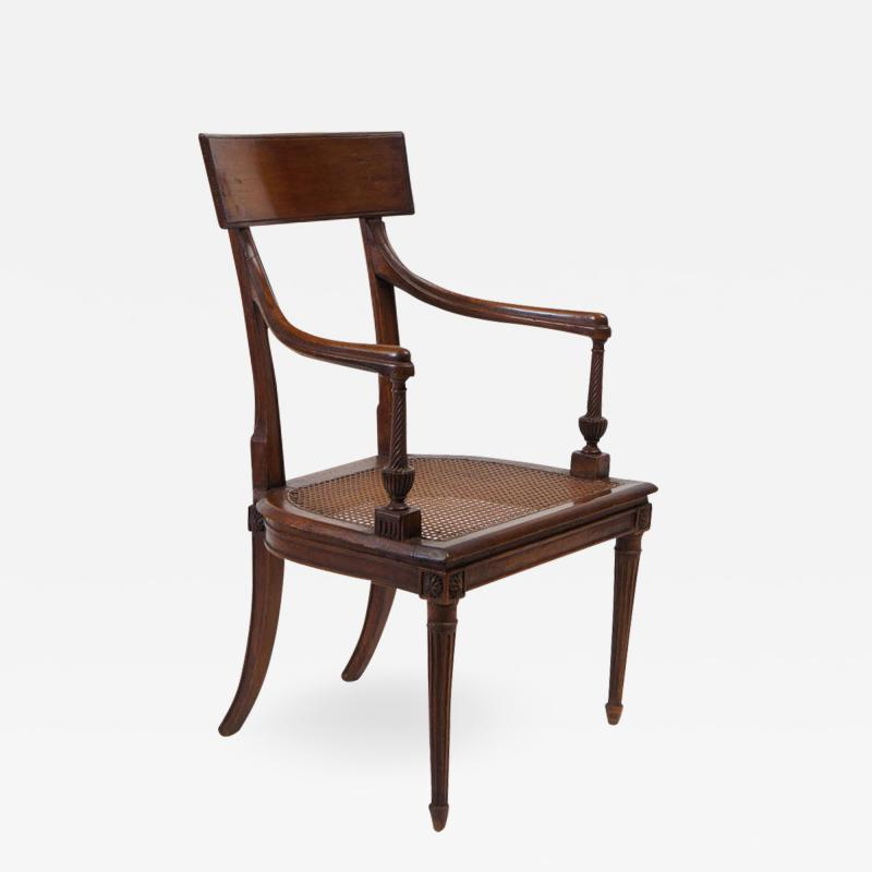 Georges Jacob Neoclassical Louis XVI Fauteuil