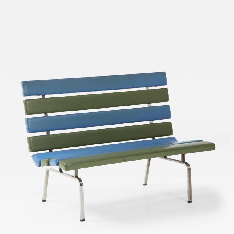 Gerald McCabe Gerald McCabe Slat Settee for Pacific Furniture