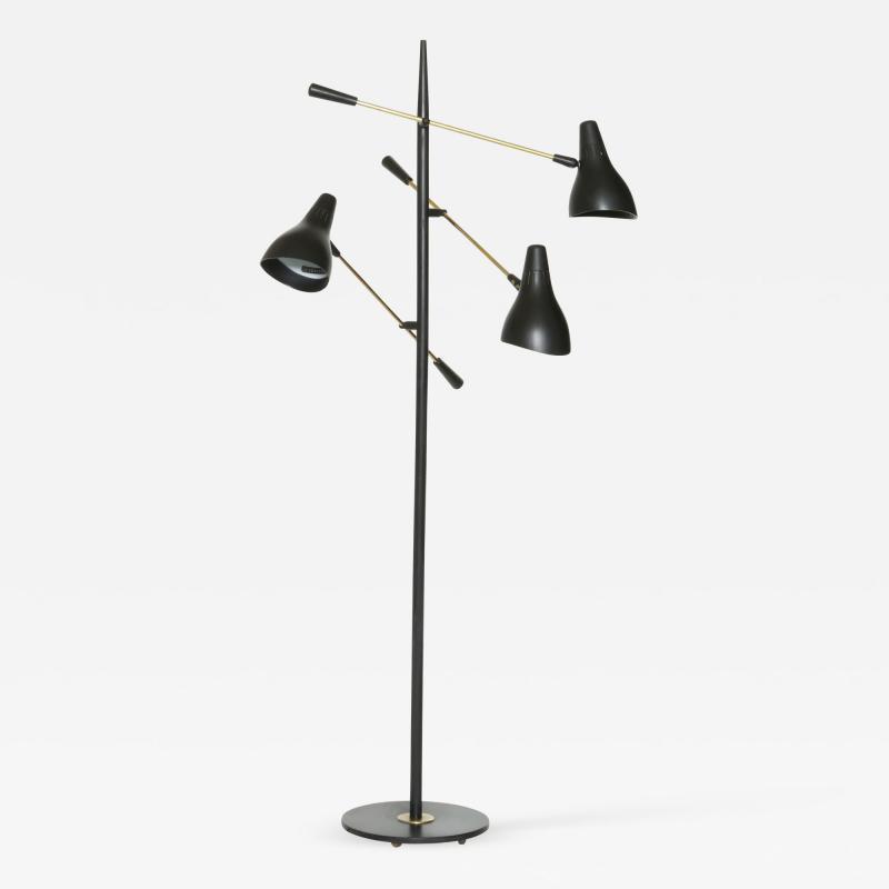 Gerald Thurston Gerald Thurston floor lamp for Lightolier