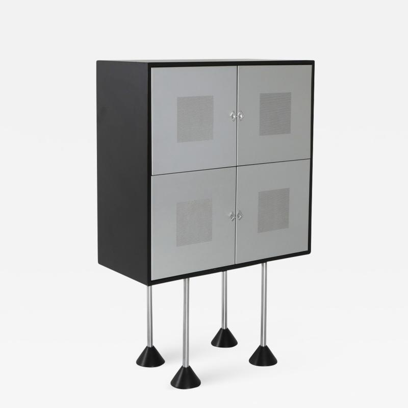 Gerard van den Berg Pastoe Postmodern Memphis Style Cabinet by Gerard Van Den Berg 1980s