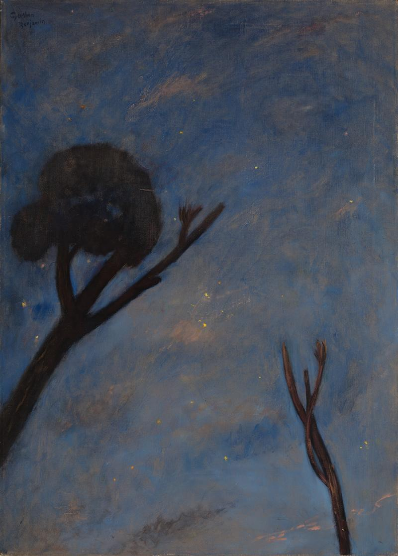 Gershon Benjamin Starry Night