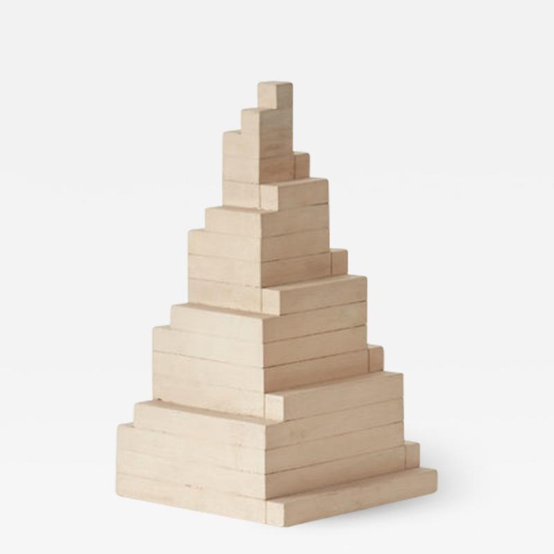 Gert Jan Verhoog Gert Jan Verhoog wooden sculpture Netherlands 1980