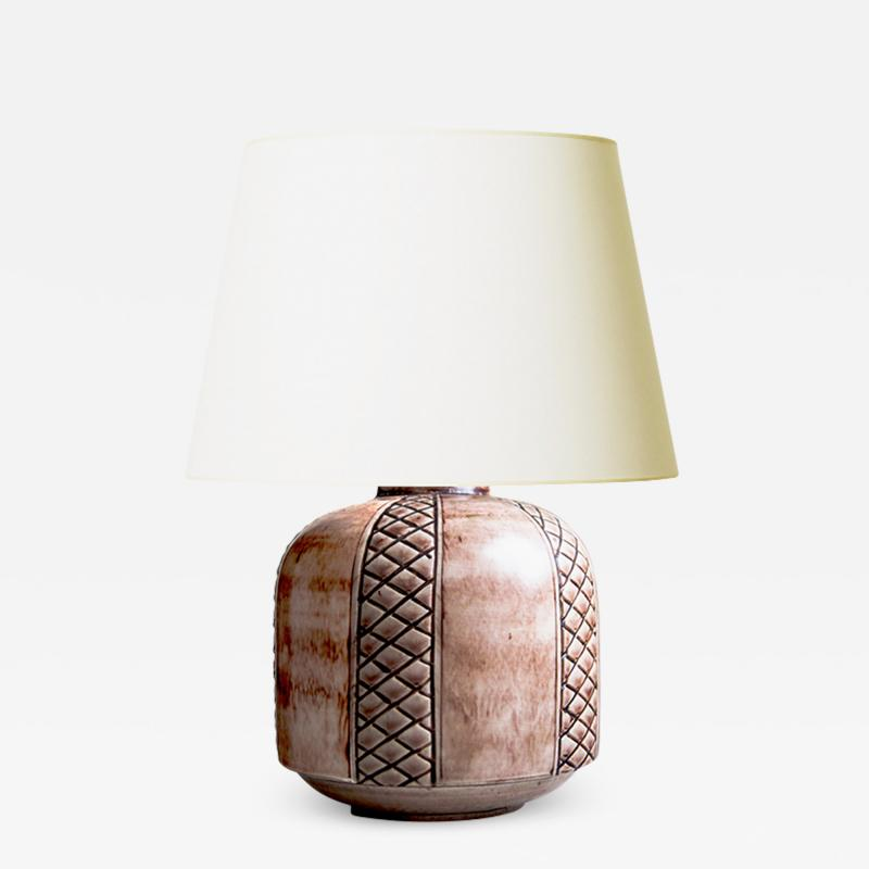 Gertrud Lonegren Table Lamp by Gertrud L negren for R rstrand