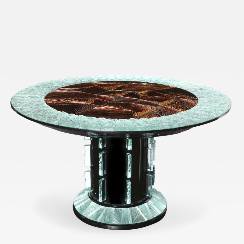 Ghiro Studio Unique Center Table by Donzella Ghir Studio
