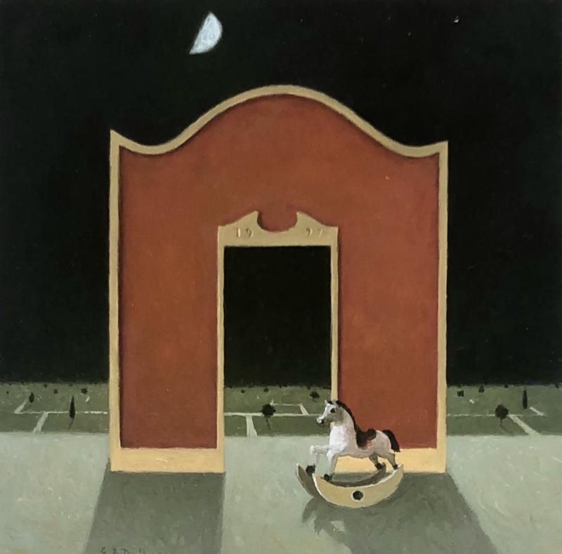 Gian Paolo Dulbecco Notturno Night