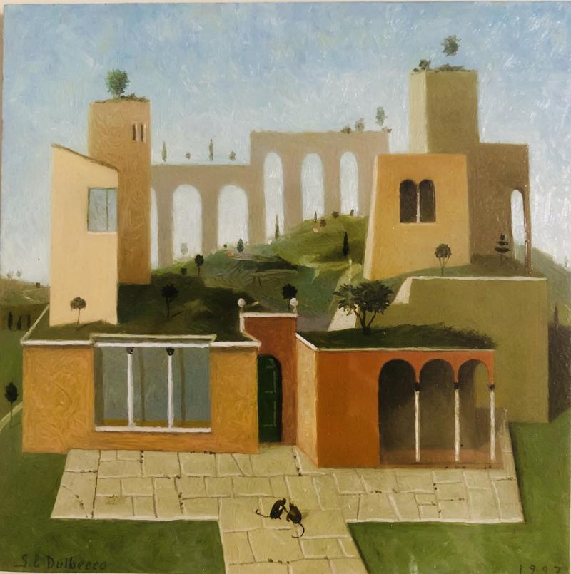 Gian Paolo Dulbecco The Garden Of Semiruni
