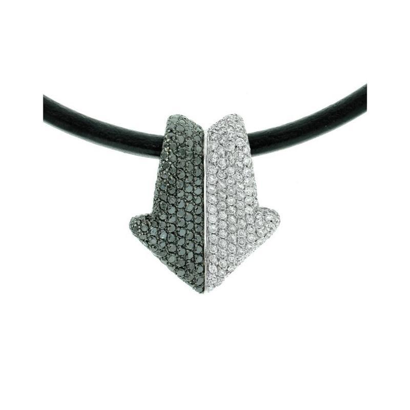 Gianni Bulgari Gianni Bulgari Enigma Diamond Necklace