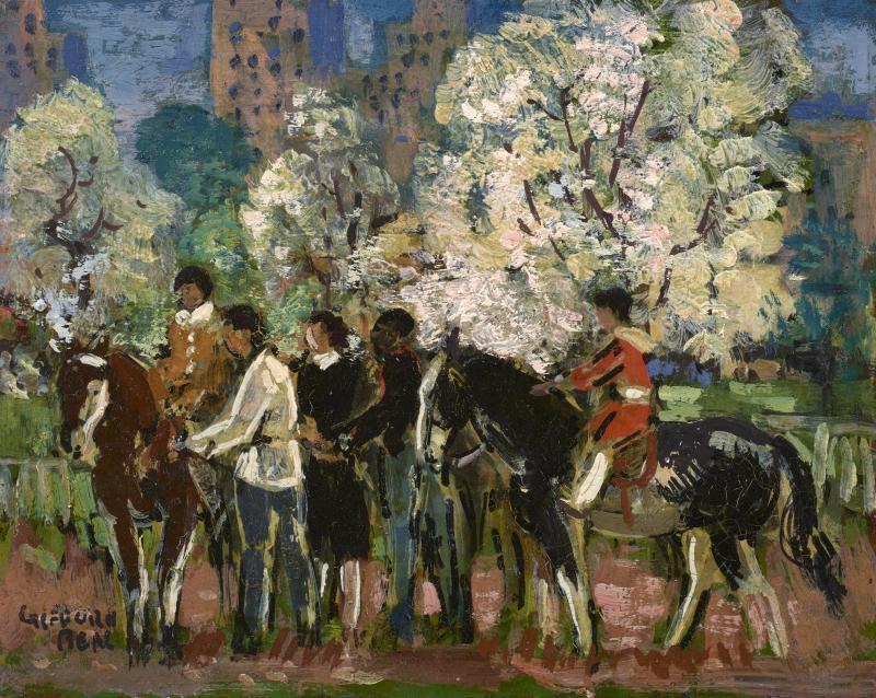Gifford Beal Pony Ride