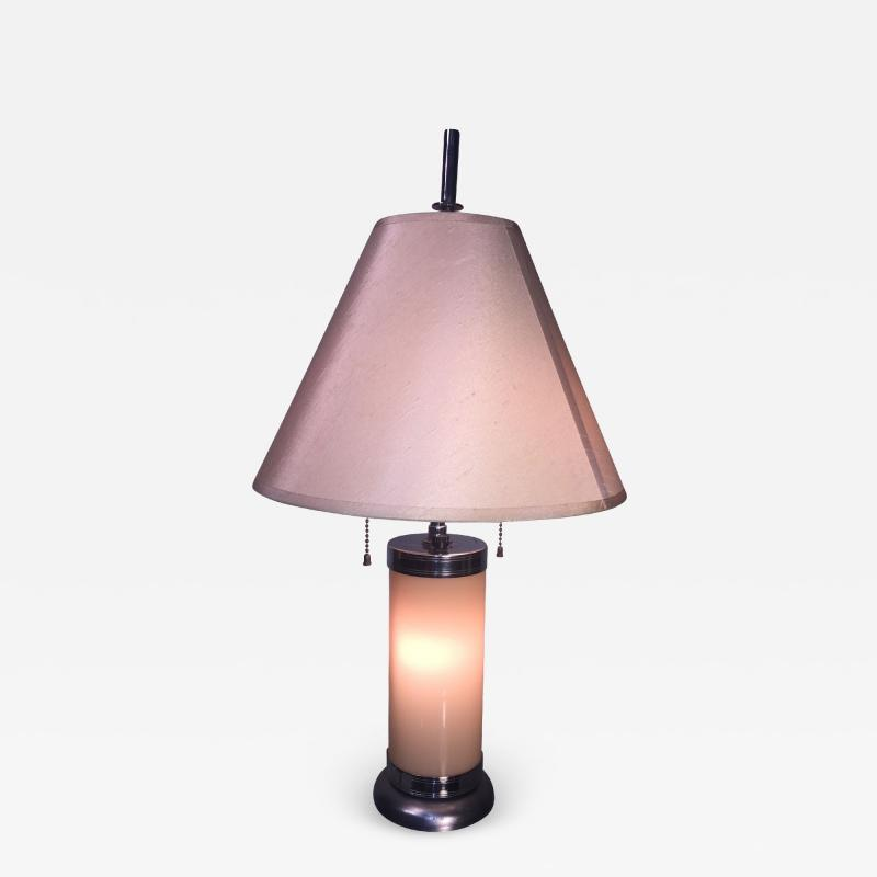 Gilbert Rohde GILBERT ROHDE ART DECO TABLE LAMP