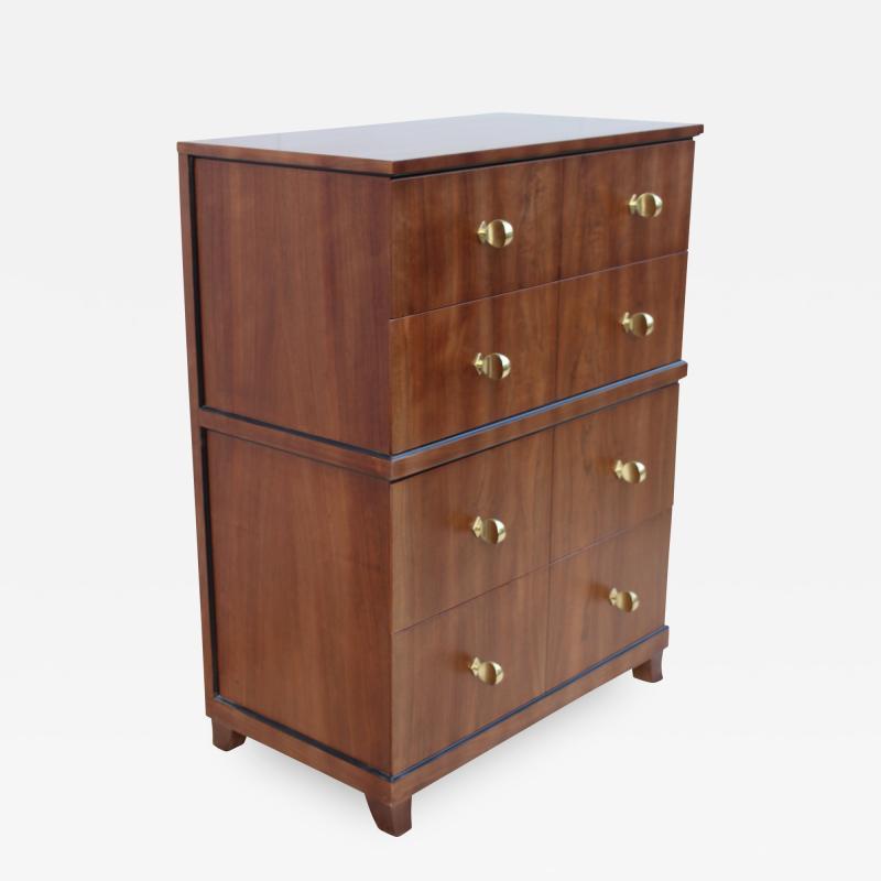 Gilbert Rohde Gilbert Rohde For Herman Millier Paldao Wood Dresser