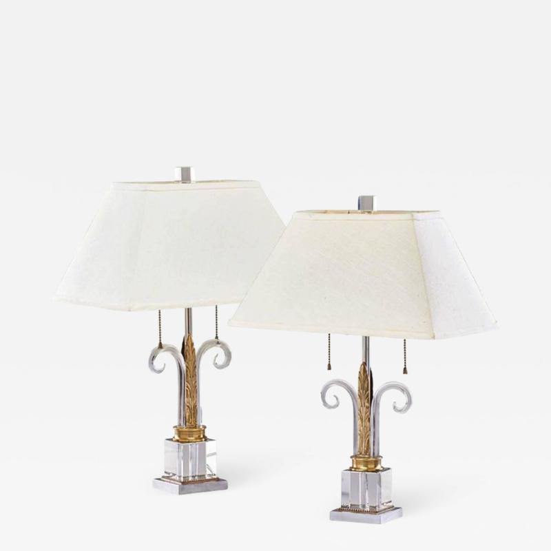 Gilbert Rohde Midcentury Hollywood Regency Table Lamps Gilbert Rohde Mutual Sunset Lighting