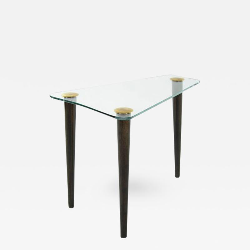 Gilbert Rohde Wedge Occasional Table by Gilbert Rohde