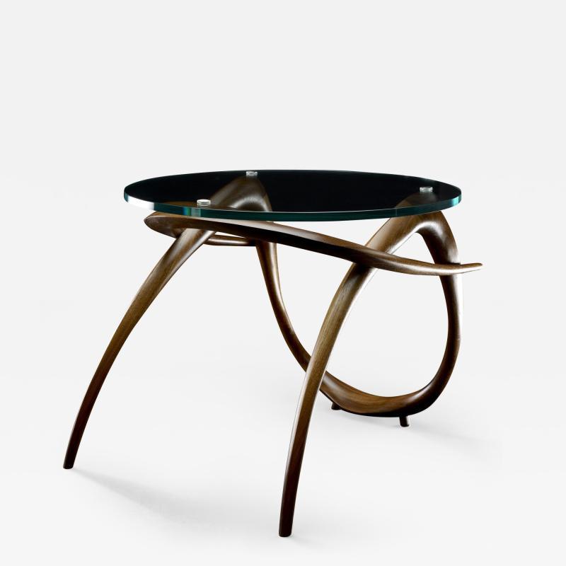 Gildas Berthelot Sculpted Coffee Table by Gildas Berthelot