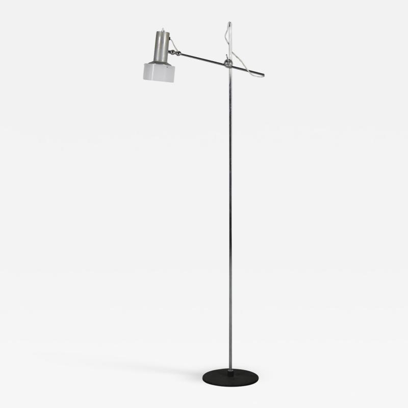 Gino Sarfatti 1083 Floor Lamp by Gino Sarfatti for Arteluce Italy 1950