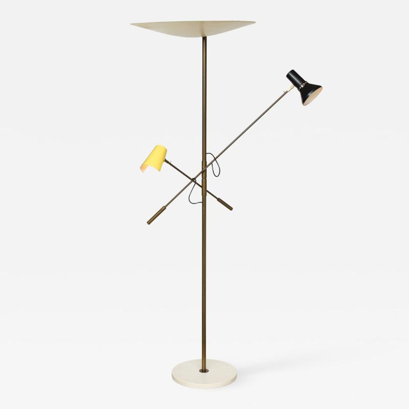 Gino Sarfatti Floor lamp by Gino Sarfatti for Arteluce