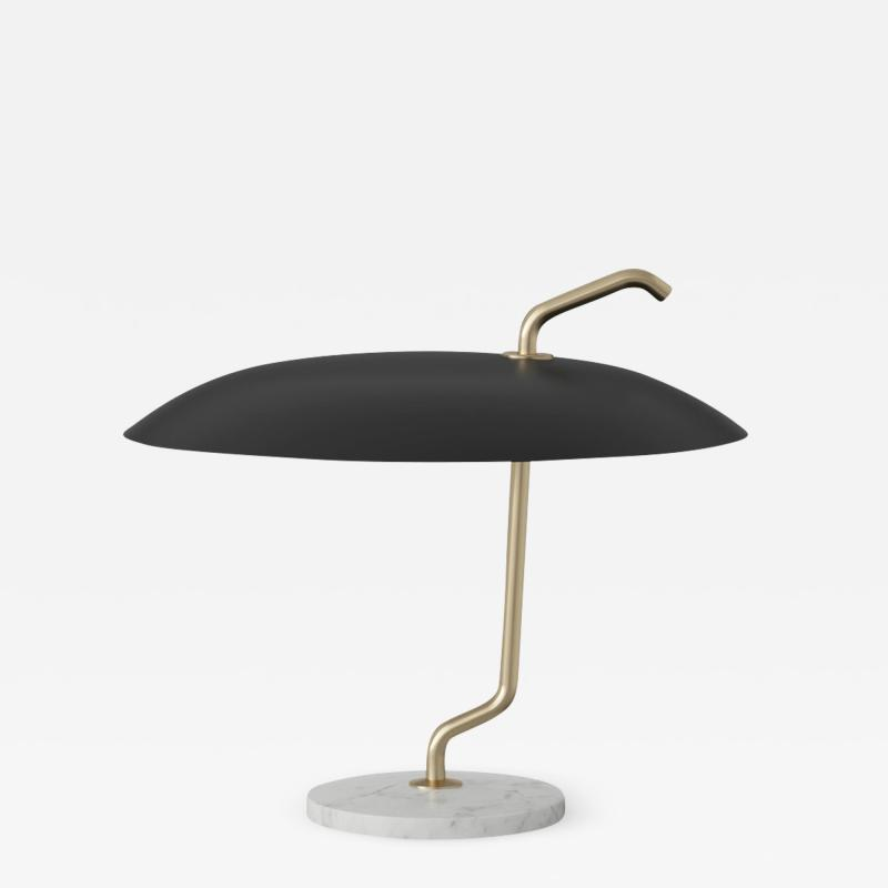 Gino Sarfatti Gino Sarfatti Model 537 Table Lamp in Black