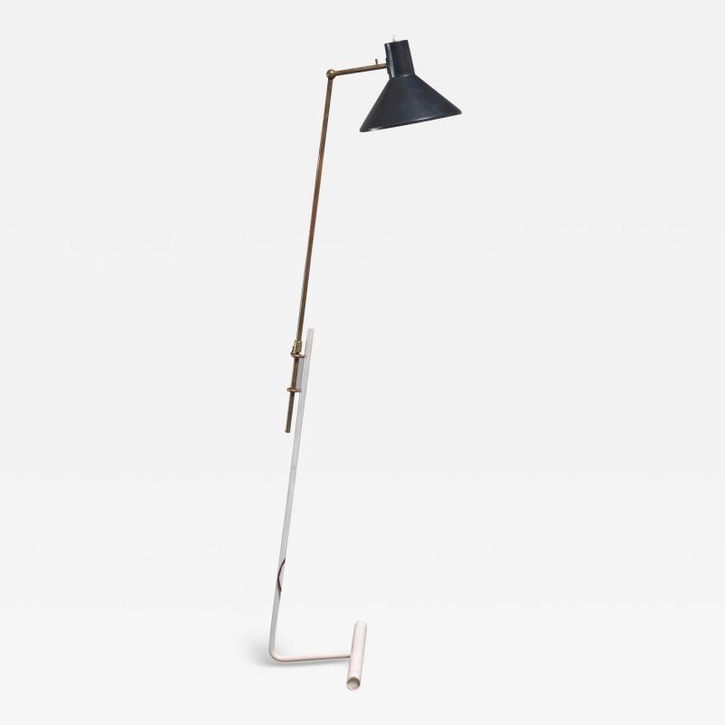 Gino Sarfatti Gino Sarfatti floor lamp for Arteluce Italy